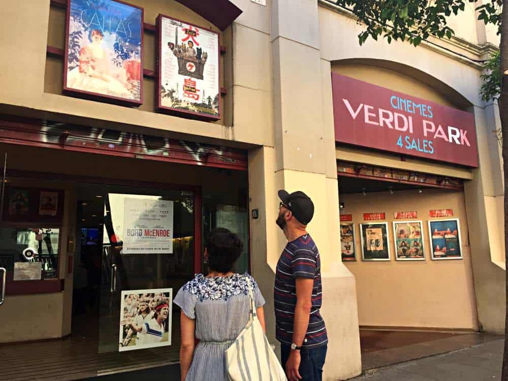 Cine Verdi Gracia Barcelona