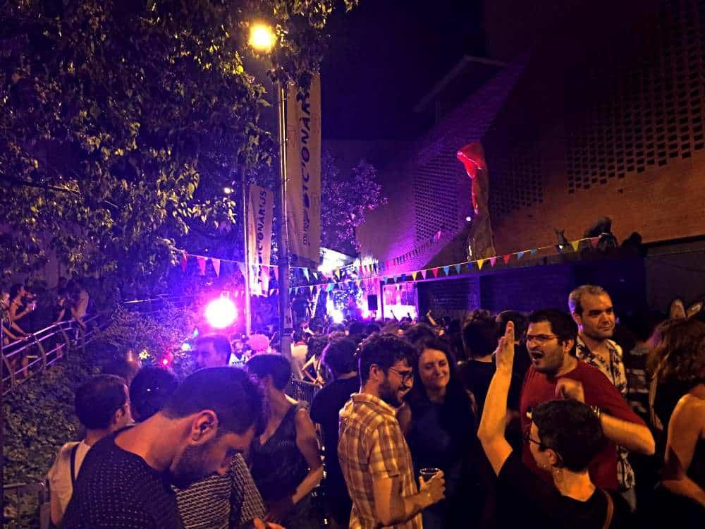 Gracia Barcelona Festival