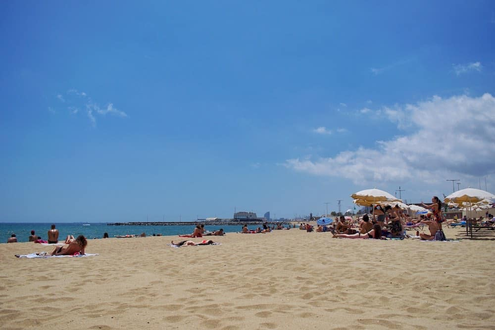 Marbella beach Barcelona hacks