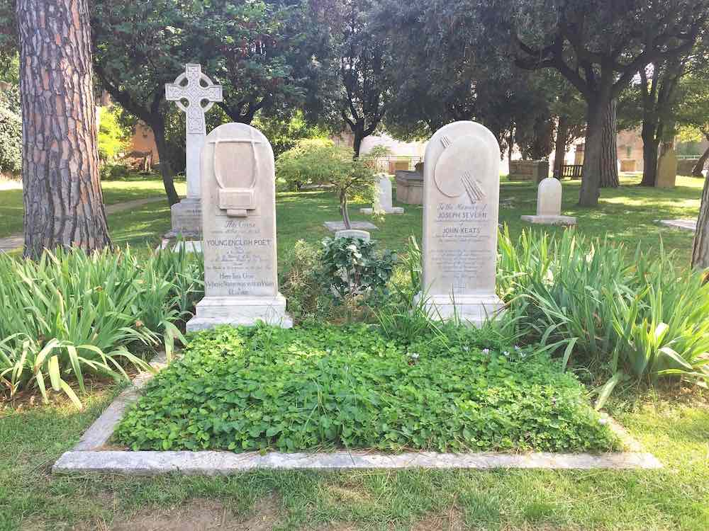 Quirky Things To Do In Rome Keats Grave