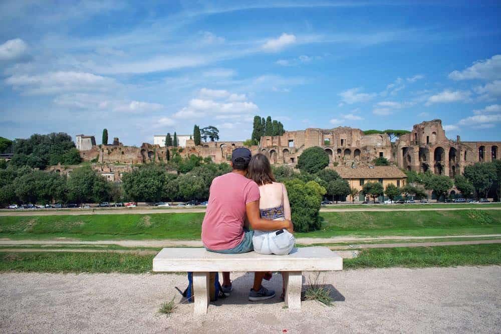 Romantic Things To Do In Rome Circo Maximus