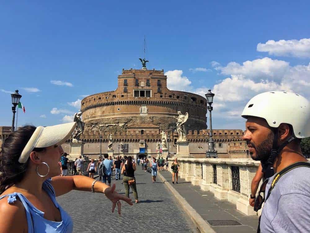 Turtle Tours Rome Segway
