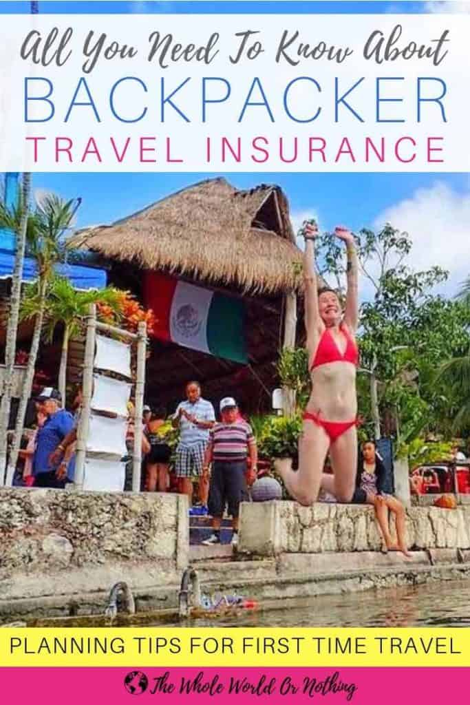 All You Need To Know About Backpacker Travel Insurance Pin