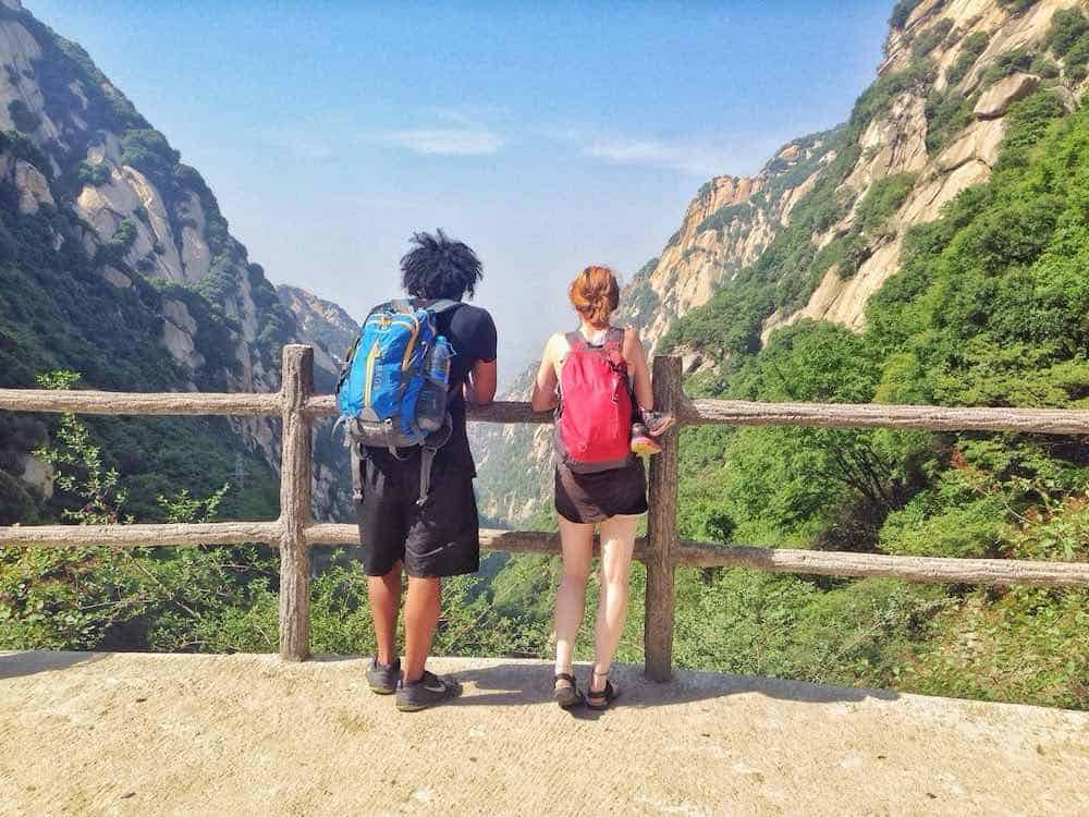 Gap year insurance for hiking