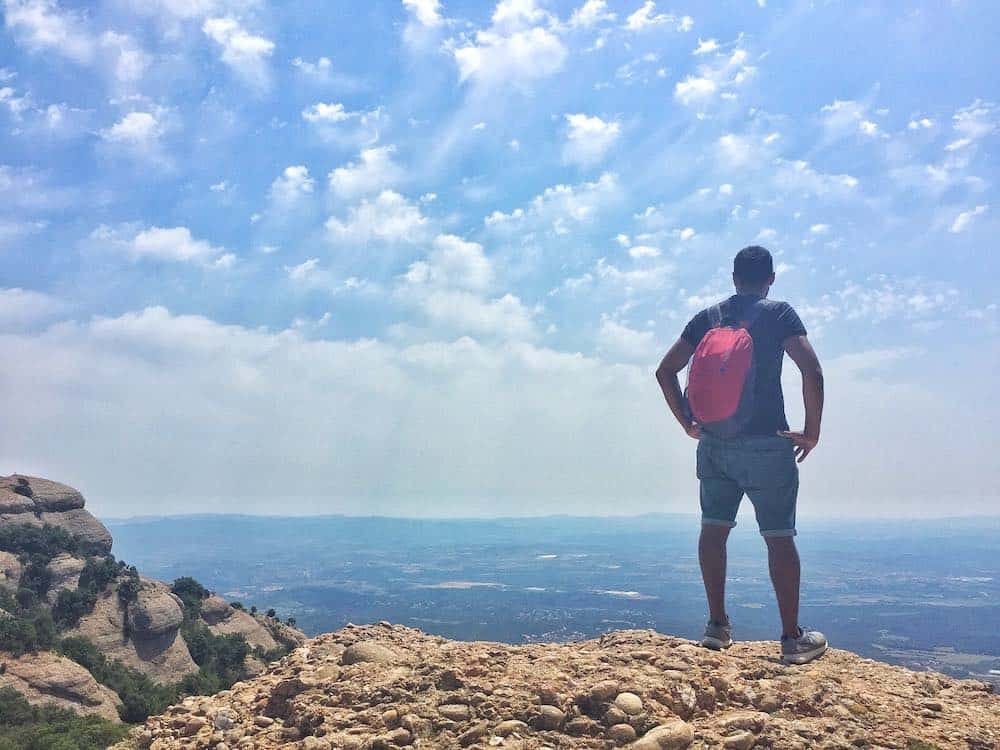 Hiking Montserrat Day Trip From Barcelona