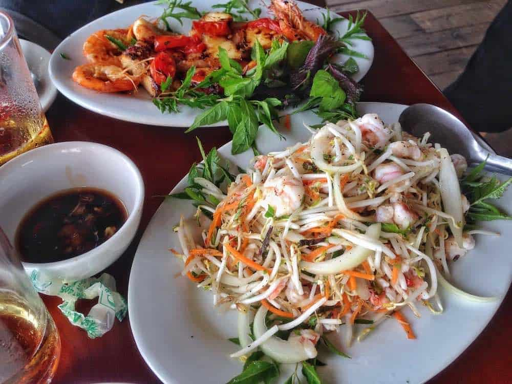 Cat Ba Island Vietnam restaurants
