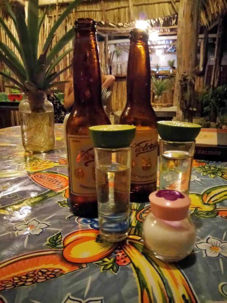 La Pina Bacalar Restaurant