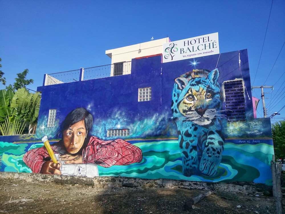 Street Art Bacalar