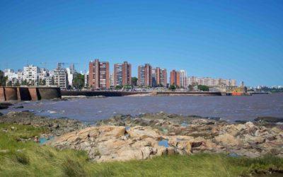 Montevideo Bay Uruguay