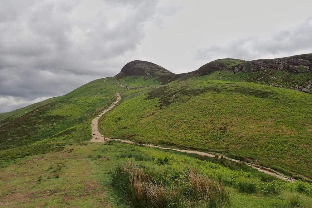 West Highland Way Path