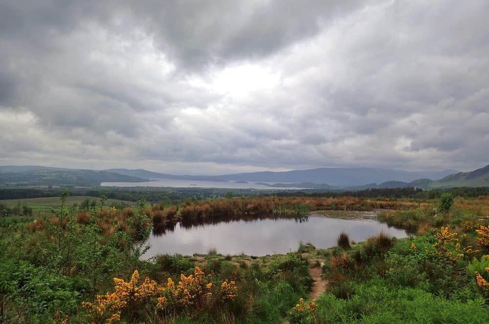 West Highland Way weather