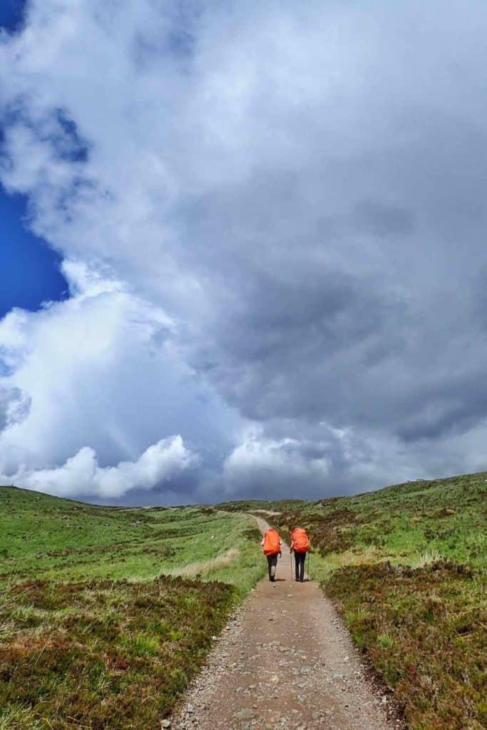 West Highland Way Backpacks