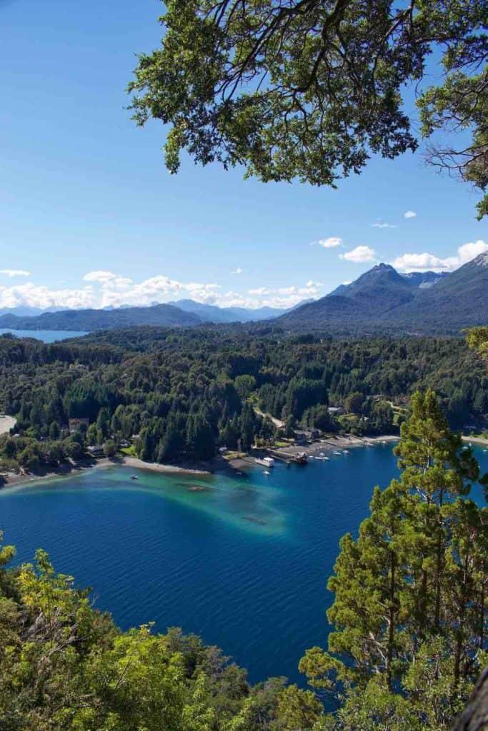Parque Nacional Los Arrayanes Mirador