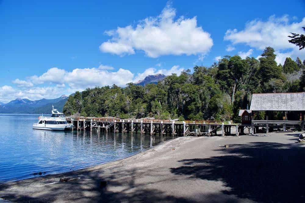Puerto Quetrihue in Villa la Angostura