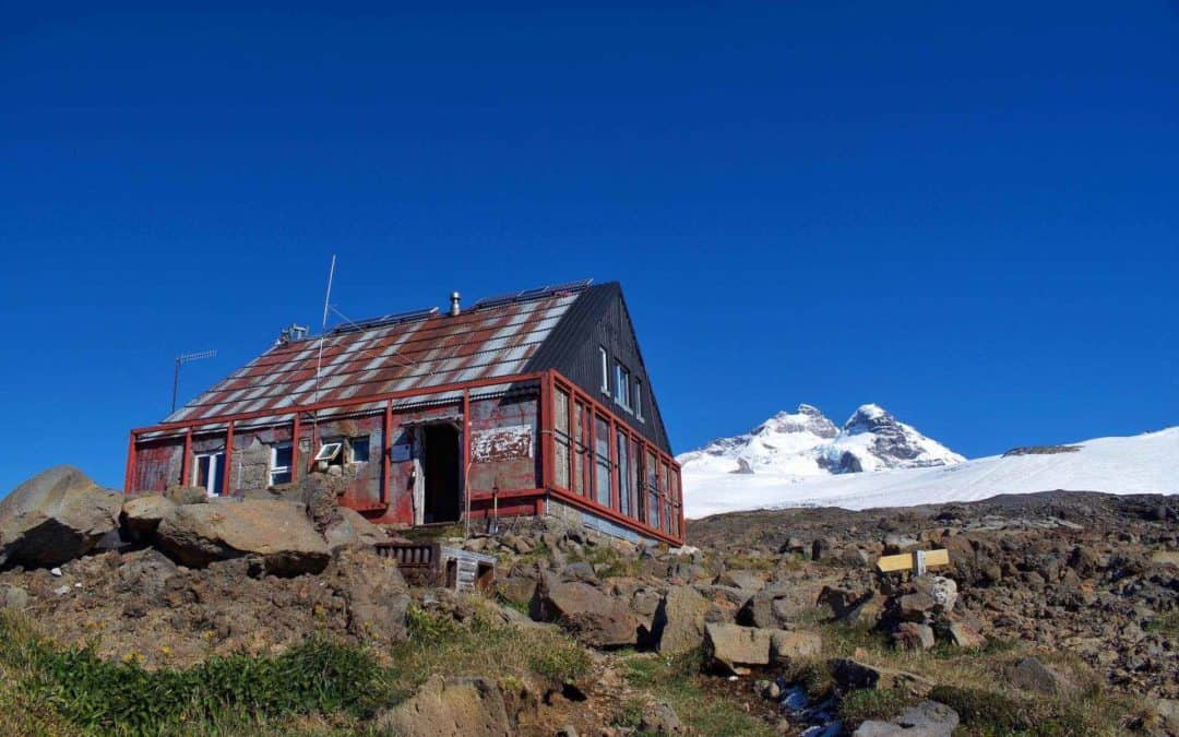 Trekking Refugio Otto Meiling