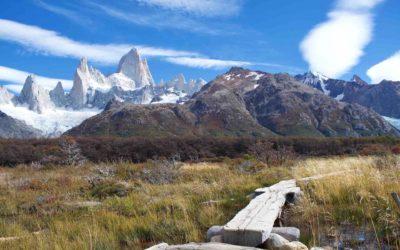 El Chalten hikes banner