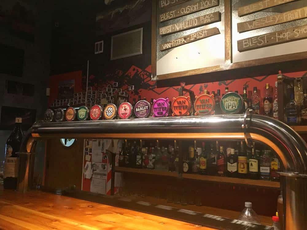 Kutral Bar Bariloche