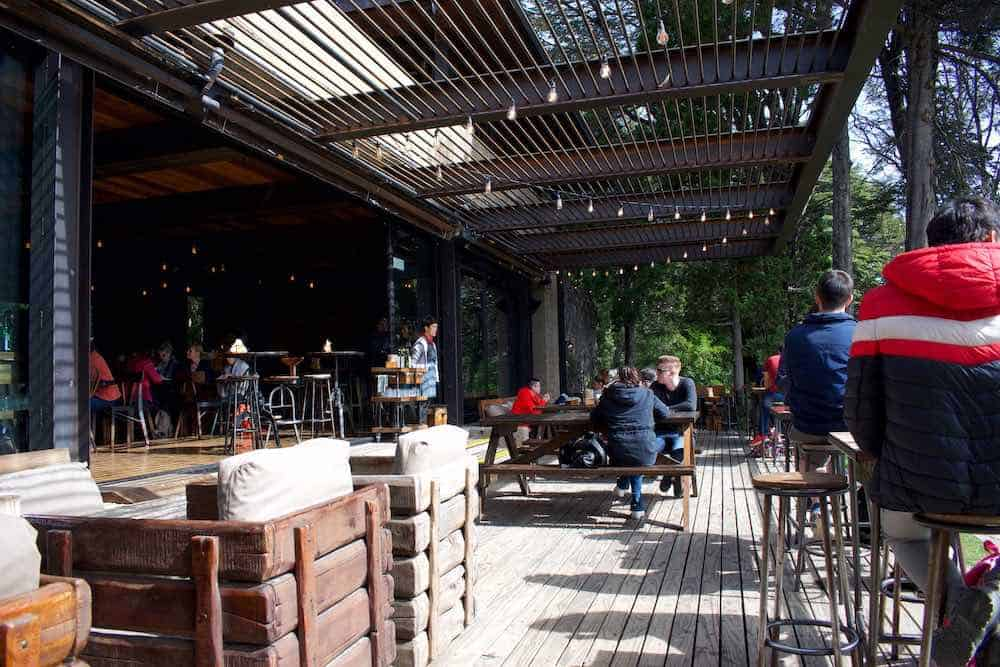 Patagonia Brewery Bariloche Terrace