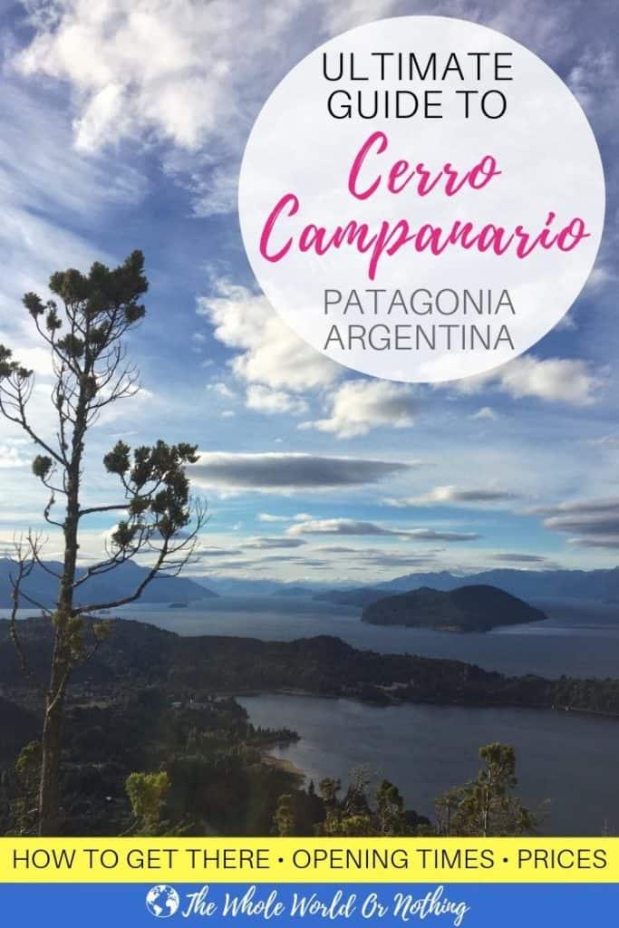 Circuito Oregon : Cerro campanario complete guide the whole world or nothing