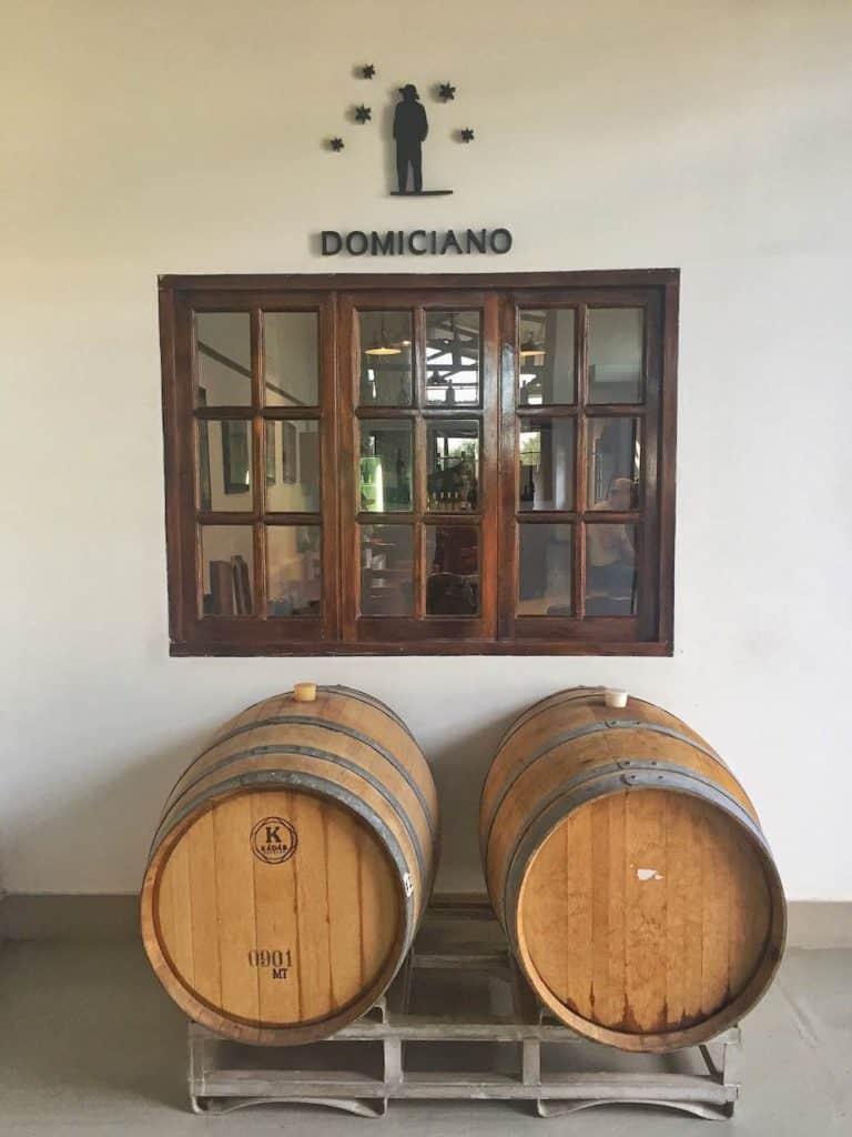 Domiciano Bodega Mendoza