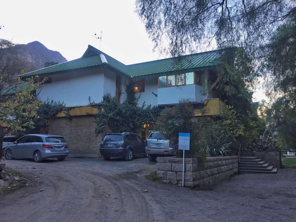 Hotel and Spa Termas de Cacheuta