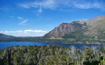 How To Get From Bariloche to El Calafate Banner