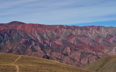 The 14 Coloured Mountains, Humahuaca, Argentina