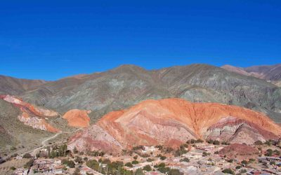 Guide to the Hill of Seven Colours, Purmamarca, Jujuy