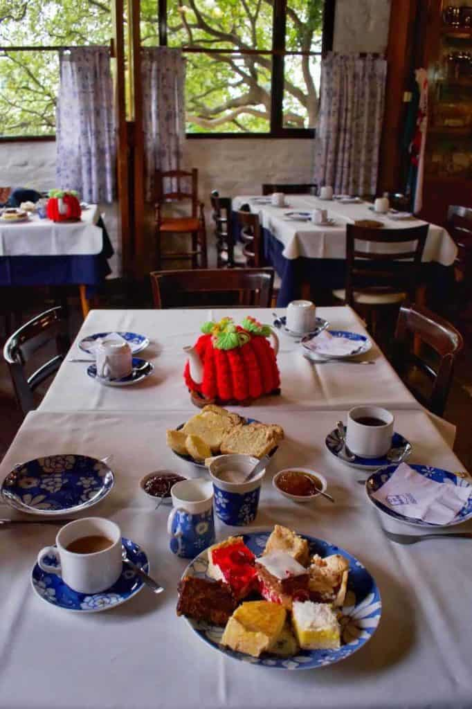 Welsh Tea Room in Trelew