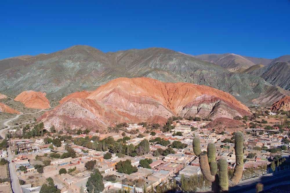cerro de los siete colores jujuy argentina