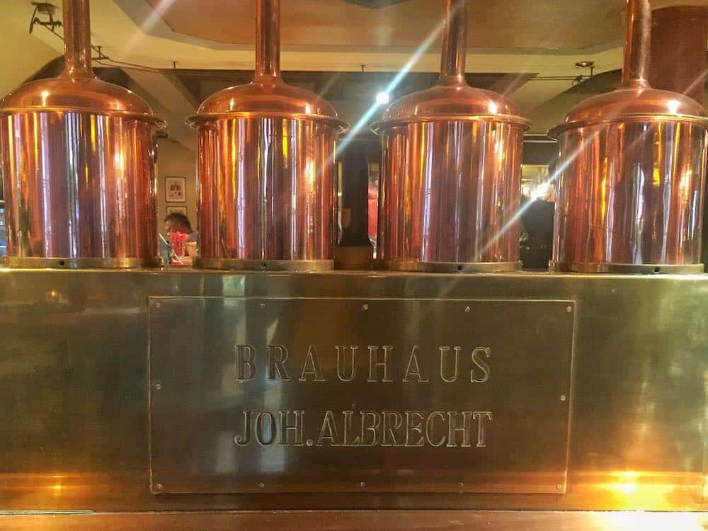 Brauhaus Joh Albrecht Brewery