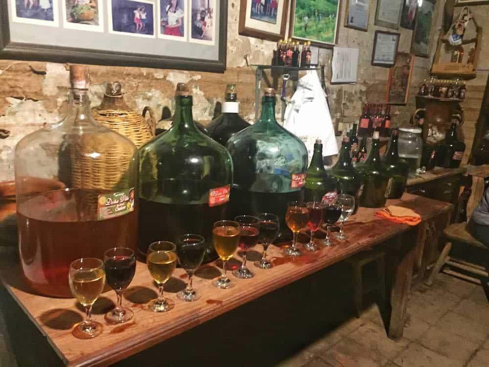 Casa Vieja on Tarija Wine Tour