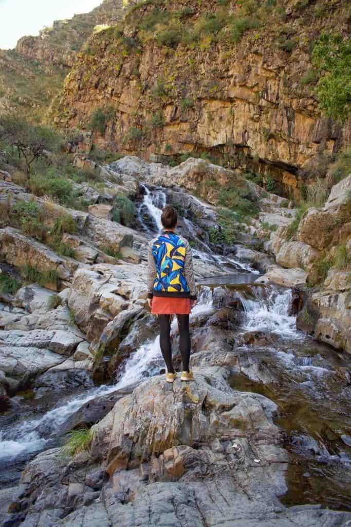Coimata Waterfalls