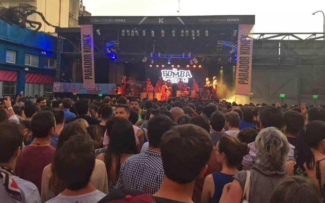 Complete Guide to Bomba de Tiempo, Buenos Aires's Best Weekly Party