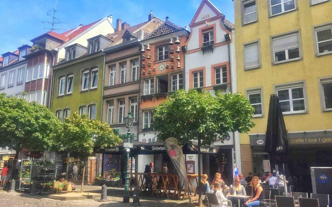 An Introduction to Dusseldorf Beers and Where to Drink Them