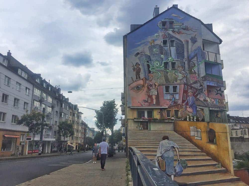 Dusseldorf tourism