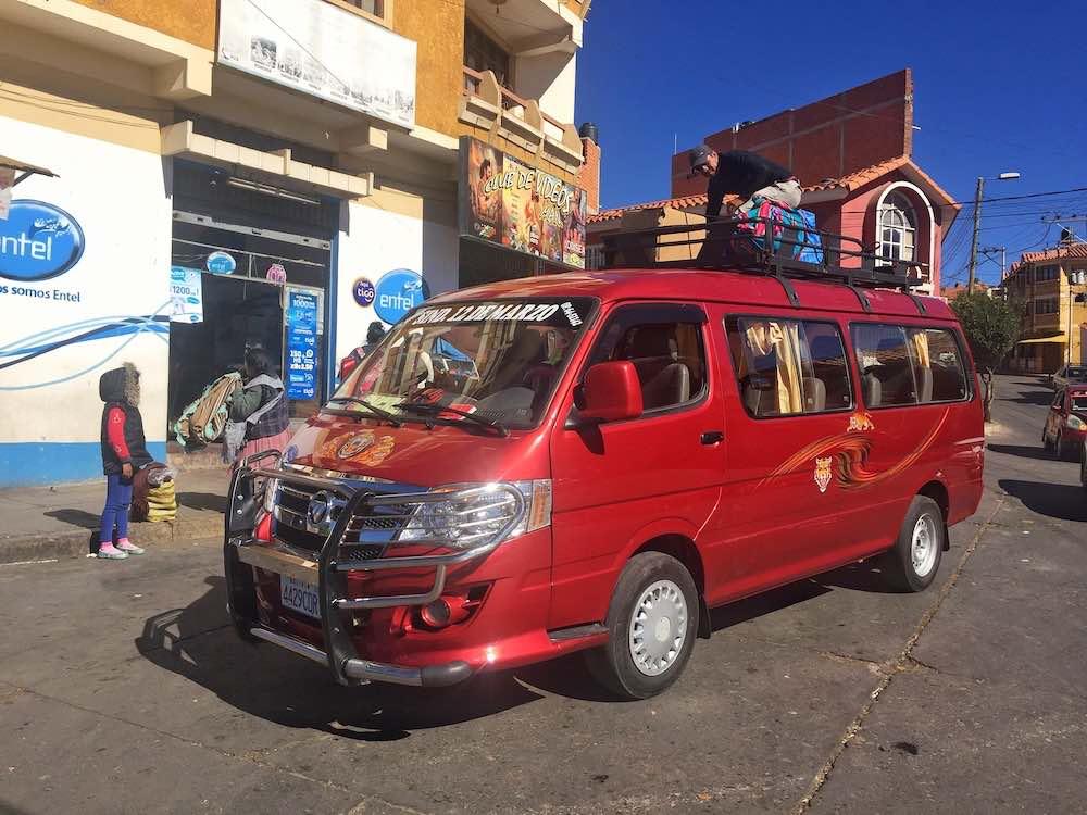 How To Get To Tarabuco Market