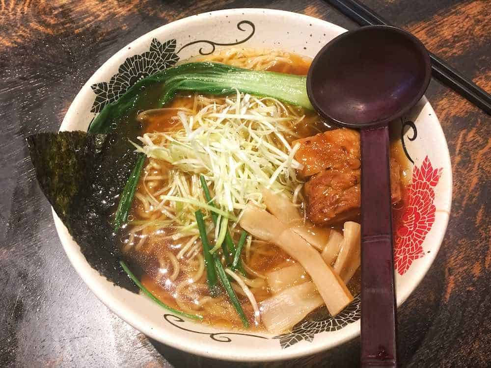Ramen in Japanese Quarter Dusseldorf