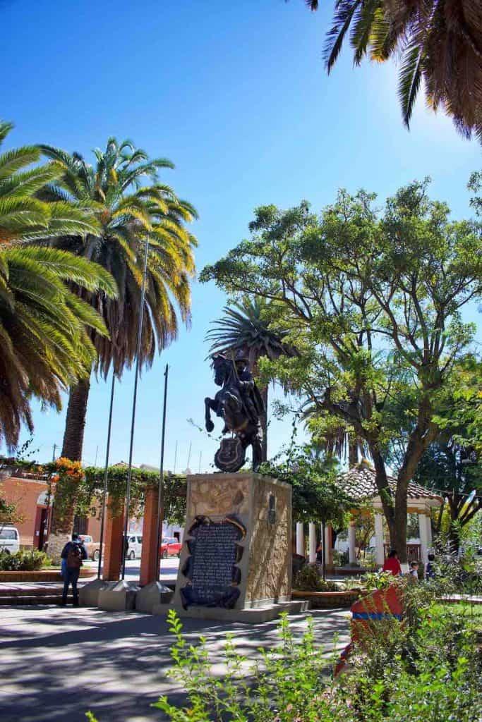 San Lorenzo Tarija Bolivia