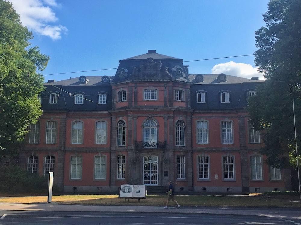Schloss Jägerhof Dusseldorf Germany