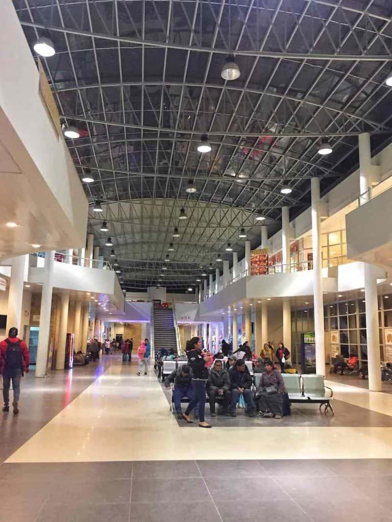 Tarija Bus Station