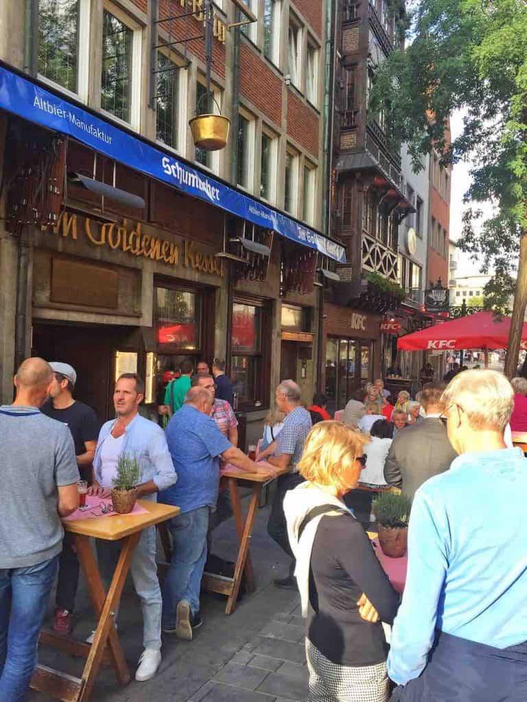 Zum Goldenen Kessel Brewery Schumacher