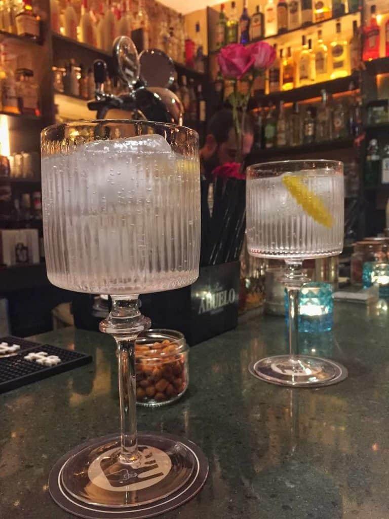 Elephanta Gin Bar Cocteleria Barcelona