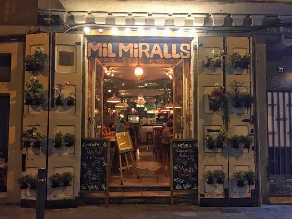Mil Miralls Gracia Barcelona