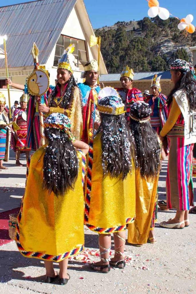 Aymara Culture Bolivia