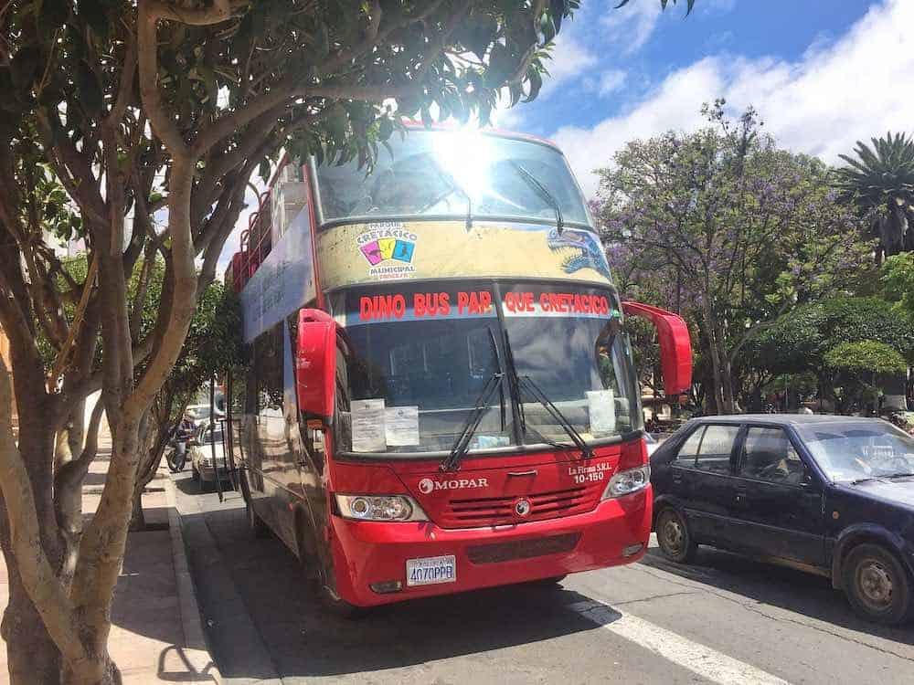 Dino Bus Sucre