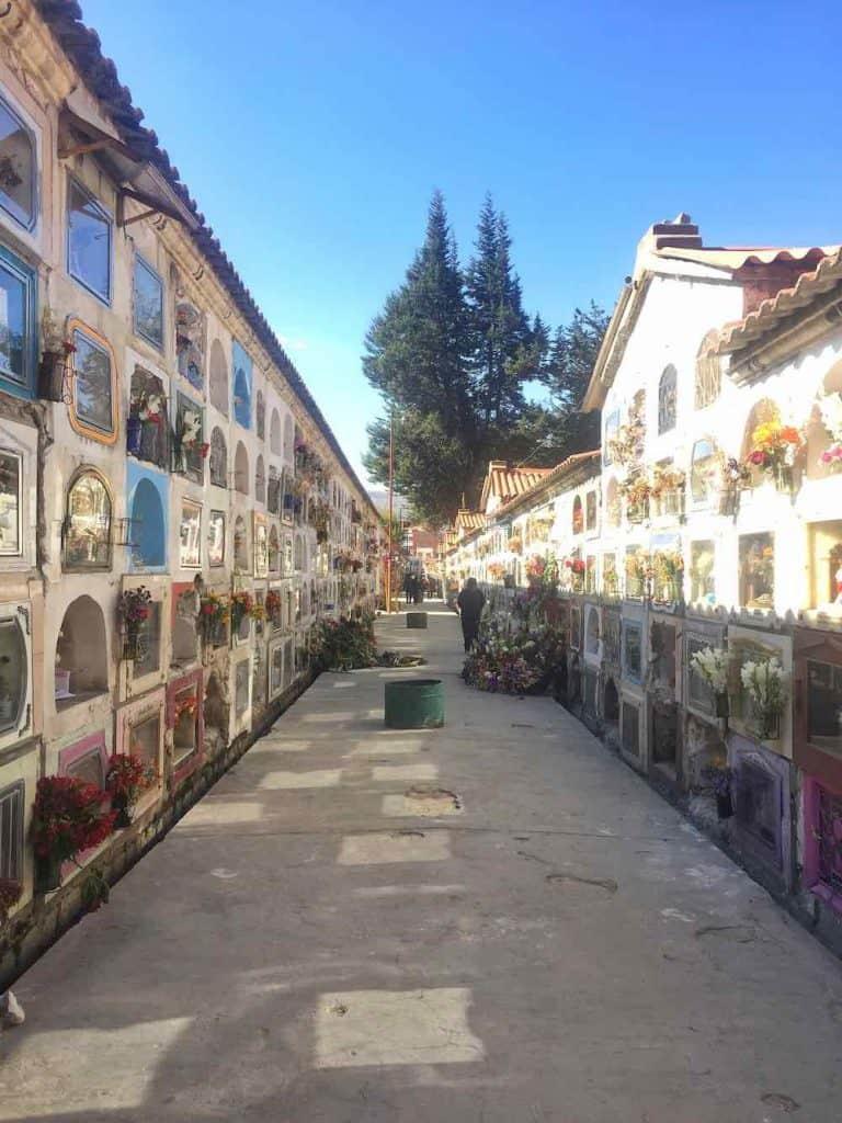 La Paz Cementary
