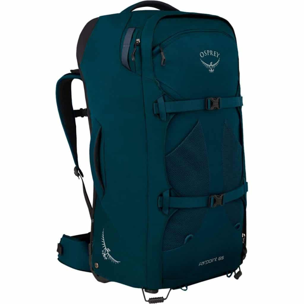 Best Travel Backpack With Wheels Overall Osprey Farpoint 65L