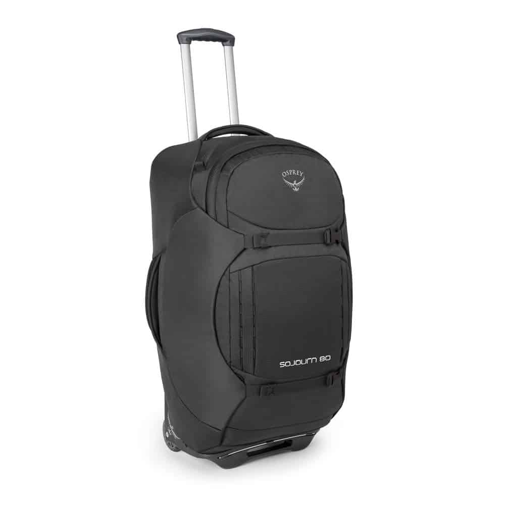 Best Large Travel Backpack With Wheels Osprey Sojourn 80L
