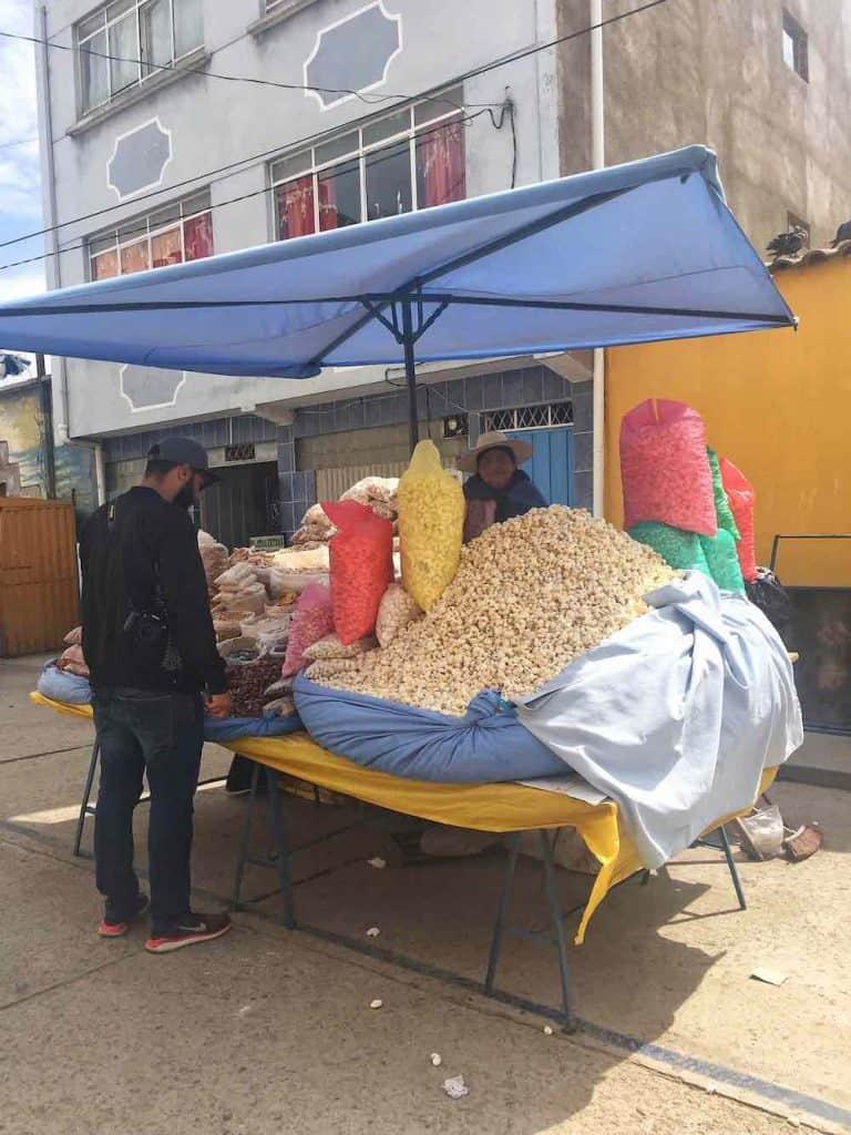 Pasankallas in Bolivia